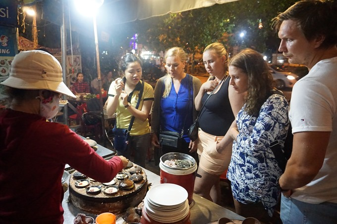 HCM City looks to boost culinary tourism, travel news, Vietnam guide, Vietnam airlines, Vietnam tour, tour Vietnam, Hanoi, ho chi minh city, Saigon, travelling to Vietnam, Vietnam travelling, Vietnam travel, vn news