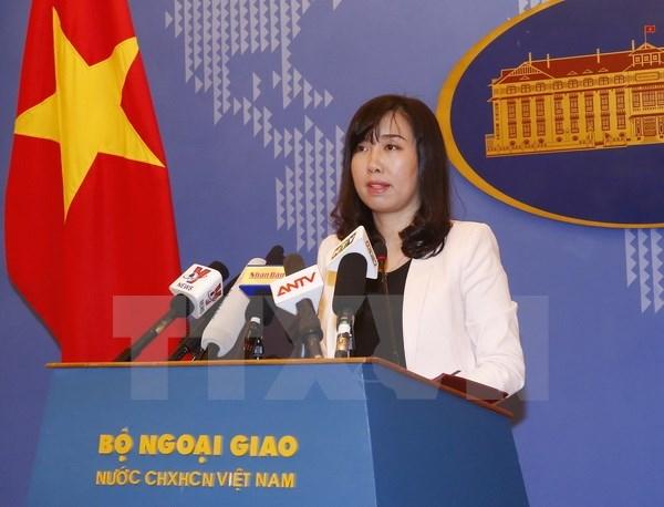 Vietnam reaffirms sovereignty over Truong Sa archipelago, Government news, Vietnam breaking news, politic news, vietnamnet bridge, english news, Vietnam news, news Vietnam, vietnamnet news, Vietnam net news, Vietnam latest news, vn news
