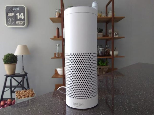 Amazon sweeps U.S. market for voice-controlled speakers: study