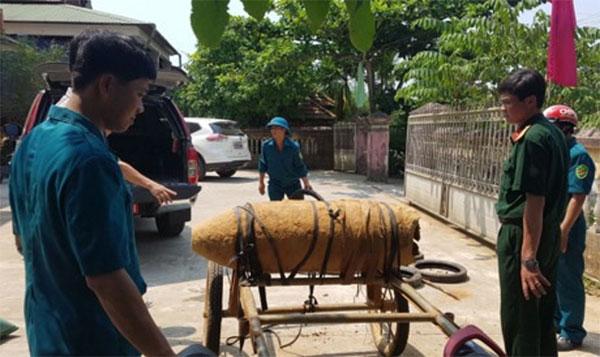 Bomb, detonator,  perfect impression, Vietnam economy, Vietnamnet bridge, English news about Vietnam, Vietnam news, news about Vietnam, English news, Vietnamnet news, latest news on Vietnam, Vietnam