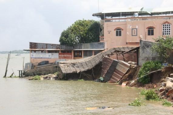 Agriculture Ministry verifies landslide in Mekong Delta, social news, vietnamnet bridge, english news, Vietnam news, news Vietnam, vietnamnet news, Vietnam net news, Vietnam latest news, vn news, Vietnam breaking news
