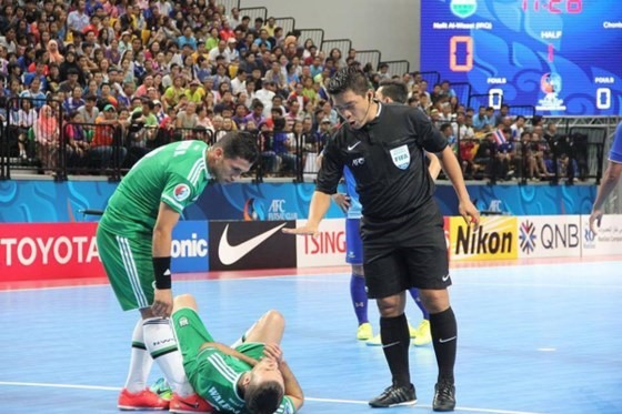 Vietnamese referee to work at U20 Futsal Asia, Sports news, football, Vietnam sports, vietnamnet bridge, english news, Vietnam news, news Vietnam, vietnamnet news, Vietnam net news, Vietnam latest news, vn news, Vietnam breaking news