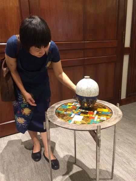 Vietnamese artists, Van Phuc silk village,  Huong Canh ceramic village, Vietnam economy, Vietnamnet bridge, English news about Vietnam, Vietnam news, news about Vietnam, English news, Vietnamnet news, latest news on Vietnam, Vietnam