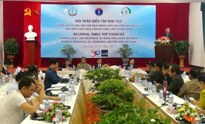 Vietnam, Laos, Cambodia join hands in controlling infectious diseases, Presser highlights upcoming Nha Trang Sea Festival, US expert trains doctors on arthroscopy in Hanoi, Ambassador Club to be launched in Hanoi