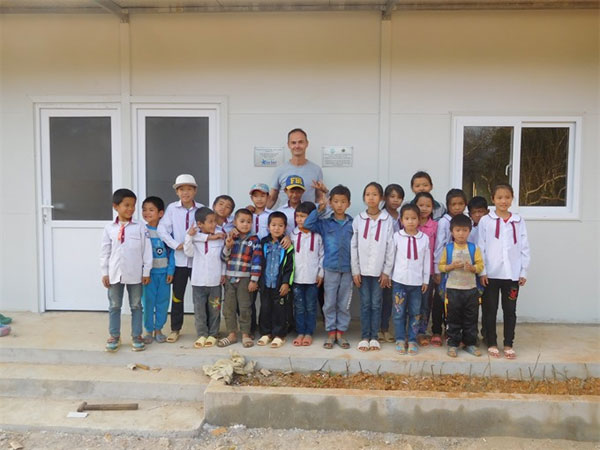 Boarding School for Ethnic Minority Students, school charity,  domestic charity teams, Vietnam economy, Vietnamnet bridge, English news about Vietnam, Vietnam news, news about Vietnam, English news, Vietnamnet news, latest news on Vietnam, Vietnam