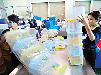 vietnam economy, business news, vn news, vietnamnet bridge, english news, Vietnam news, news Vietnam, vietnamnet news, vn news, Vietnam net news, Vietnam latest news, Vietnam breaking news, plastics, Binh Minh, Tan Tien, AFTA
