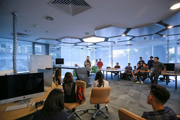 Hollywood director inspires RMIT students, social news, vietnamnet bridge, english news, Vietnam news, news Vietnam, vietnamnet news, Vietnam net news, Vietnam latest news, vn news, Vietnam breaking news
