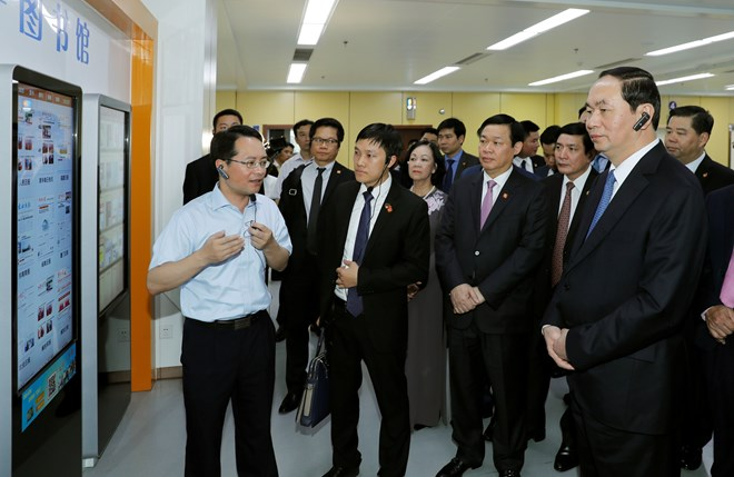 Vietnam welcomes China's investment in high technology-based projects, vietnam economy, business news, vn news, vietnamnet bridge, english news, Vietnam news, news Vietnam, vietnamnet news, vn news, Vietnam net news, Vietnam latest news, Vietnam