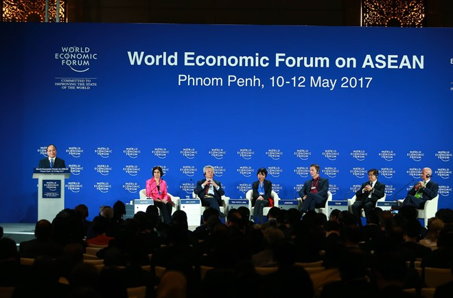 Multiple outcomes reaped from Vietnam's attendance in WEF-ASEAN, Government news, Vietnam breaking news, politic news, vietnamnet bridge, english news, Vietnam news, news Vietnam, vietnamnet news, Vietnam net news, Vietnam latest news, vn news