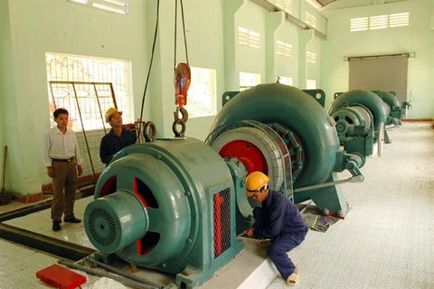 Red tape hindering VN's power plant projects