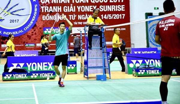 National badminton tourney,  Nguyen Tien Minh, Vietnam economy, Vietnamnet bridge, English news about Vietnam, Vietnam news, news about Vietnam, English news, Vietnamnet news, latest news on Vietnam, Vietnam