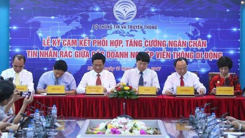 Network operators to block spam, IT news, sci-tech news, vietnamnet bridge, english news, Vietnam news, news Vietnam, vietnamnet news, Vietnam net news, Vietnam latest news, Vietnam breaking news, vn news