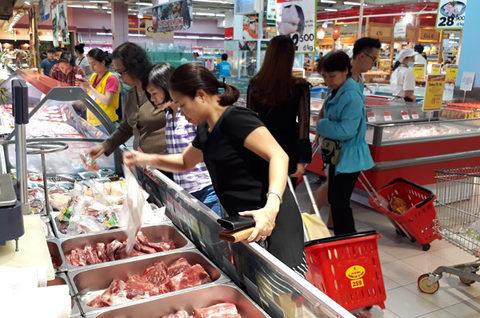 Pork prices plummet again, testing farmers, vietnam economy, business news, vn news, vietnamnet bridge, english news, Vietnam news, news Vietnam, vietnamnet news, vn news, Vietnam net news, Vietnam latest news, Vietnam reaking news