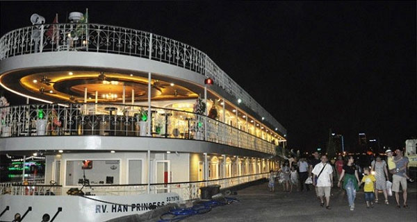 Han River, five-star river cruise, cruise ship, Vietnam economy, Vietnamnet bridge, English news about Vietnam, Vietnam news, news about Vietnam, English news, Vietnamnet news, latest news on Vietnam, Vietnam