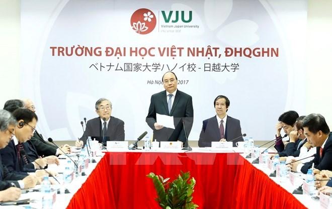 Vietnam-Japan University expected to provide elite human resources, social news, vietnamnet bridge, english news, Vietnam news, news Vietnam, vietnamnet news, Vietnam net news, Vietnam latest news, vn news, Vietnam breaking news