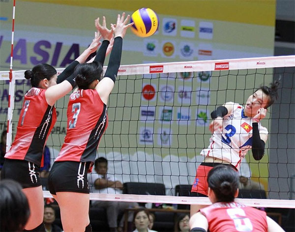 2017 Asian Women's U23 Volleyball Championship, Vietnam economy, Vietnamnet bridge, English news about Vietnam, Vietnam news, news about Vietnam, English news, Vietnamnet news, latest news on Vietnam, Vietnam