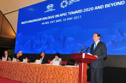 President: APEC needs to continue commitment to open markets, Government news, Vietnam breaking news, politic news, vietnamnet bridge, english news, Vietnam news, news Vietnam, vietnamnet news, Vietnam net news, Vietnam latest news, vn news