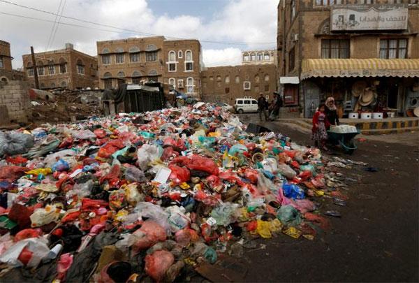 Yemen, cholera death, high risk of cholera transmission