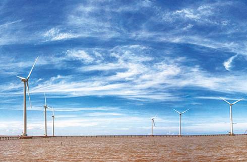 Wind projects offer promising future, vietnam economy, business news, vn news, vietnamnet bridge, english news, Vietnam news, news Vietnam, vietnamnet news, vn news, Vietnam net news, Vietnam latest news, Vietnam reaking news