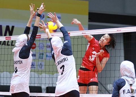 Vietnam beat Iran in U-23 Asian Volleyball, Sports news, football, Vietnam sports, vietnamnet bridge, english news, Vietnam news, news Vietnam, vietnamnet news, Vietnam net news, Vietnam latest news, vn news, Vietnam breaking news