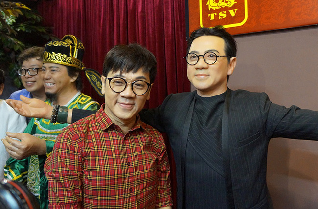 Soft interest in Vietnamese waxworks museum, entertainment events, entertainment news, entertainment activities, what's on, Vietnam culture, Vietnam tradition, vn news, Vietnam beauty, news Vietnam, Vietnam news, Vietnam net news, vietnamnet news, vietnam