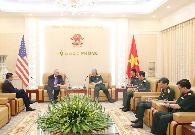 Vietnam, US want to further defense partnership, Government news, Vietnam breaking news, politic news, vietnamnet bridge, english news, Vietnam news, news Vietnam, vietnamnet news, Vietnam net news, Vietnam latest news, vn news
