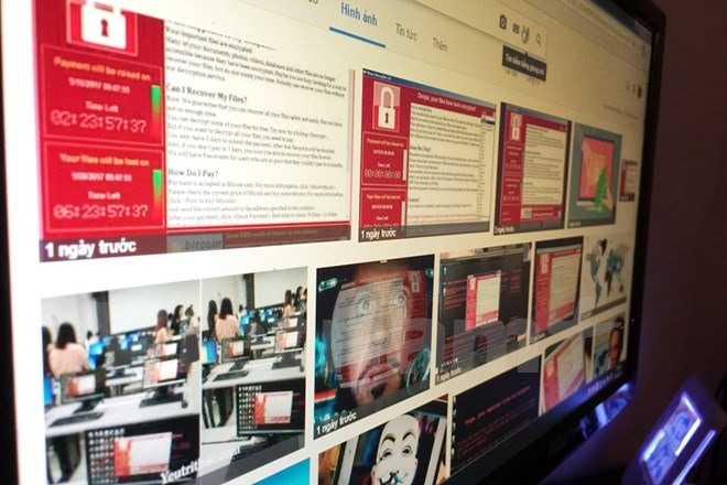 WannaCry virus attacks 1,900 computers in Vietnam, IT news, sci-tech news, vietnamnet bridge, english news, Vietnam news, news Vietnam, vietnamnet news, Vietnam net news, Vietnam latest news, Vietnam breaking news, vn news