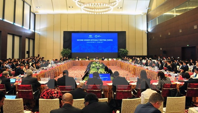 APEC senior officials highlight progress on VN's four priorities for 2017, Government news, Vietnam breaking news, politic news, vietnamnet bridge, english news, Vietnam news, news Vietnam, vietnamnet news, Vietnam net news, Vietnam latest news, vn news