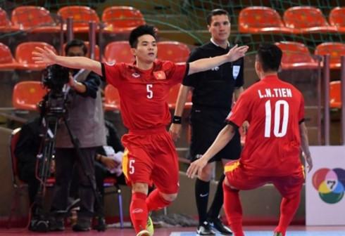 Vienam beat Tajikistan in Asia Futsal event, Sports news, football, Vietnam sports, vietnamnet bridge, english news, Vietnam news, news Vietnam, vietnamnet news, Vietnam net news, Vietnam latest news, vn news, Vietnam breaking news