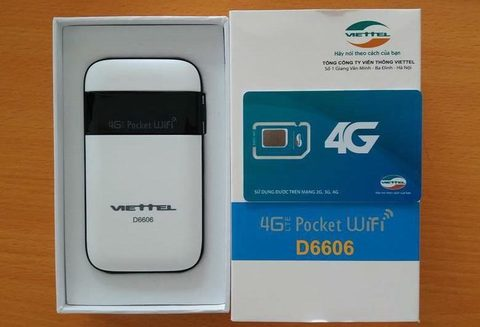 Viettel rolls out 4G wifi router, IT news, sci-tech news, vietnamnet bridge, english news, Vietnam news, news Vietnam, vietnamnet news, Vietnam net news, Vietnam latest news, Vietnam breaking news, vn news