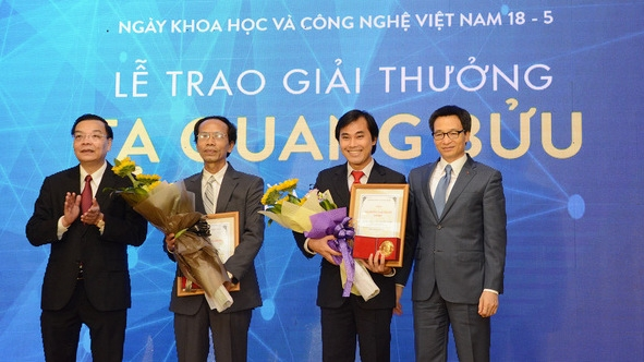 Ta Quang Buu Awards honour outstanding scientists, IT news, sci-tech news, vietnamnet bridge, english news, Vietnam news, news Vietnam, vietnamnet news, Vietnam net news, Vietnam latest news, Vietnam breaking news, vn news
