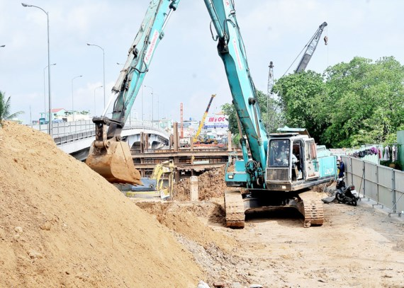 HCM City to start work on many traffic works this year, social news, vietnamnet bridge, english news, Vietnam news, news Vietnam, vietnamnet news, Vietnam net news, Vietnam latest news, vn news, Vietnam breaking news