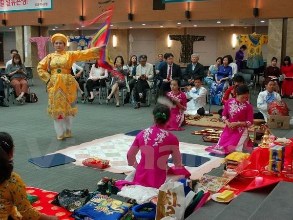 Vietnam Mother Goddess worship introduced in South Korea