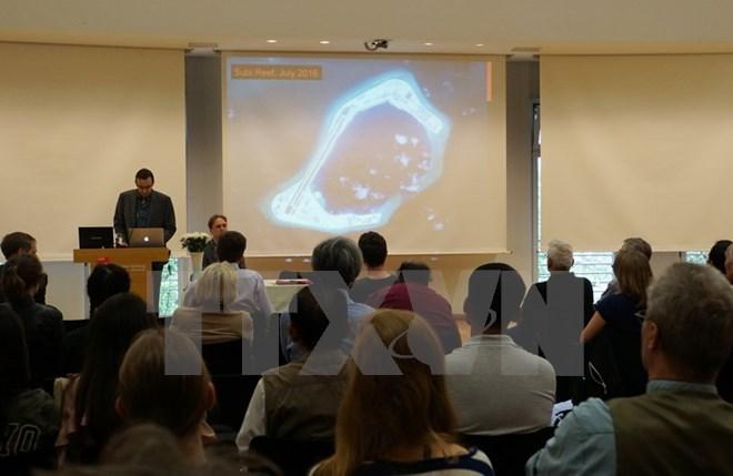 East Sea workshop held in Germany