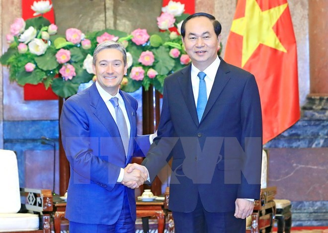 VN President lauds relations with Canada