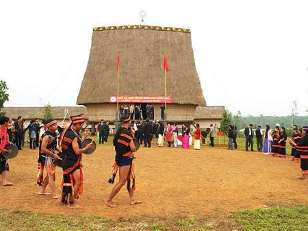 National village promotes Vietnam's ethnic culture