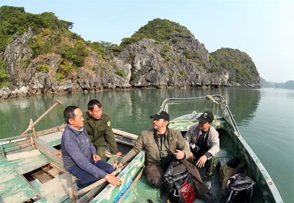 Cat Ba,  national park,  Cat Ba National Park, Vietnam economy, Vietnamnet bridge, English news about Vietnam, Vietnam news, news about Vietnam, English news, Vietnamnet news, latest news on Vietnam, Vietnam
