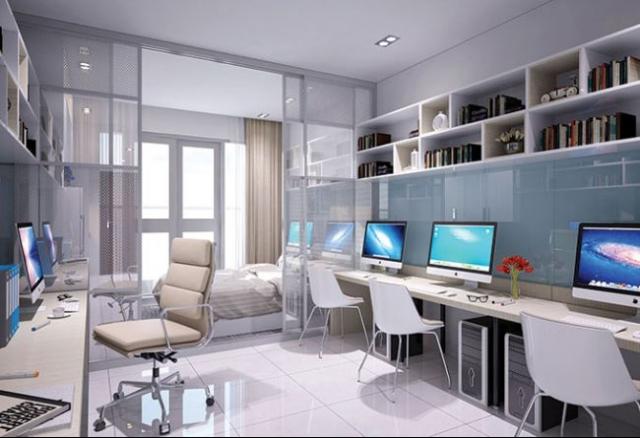 Office-tel model shows promise