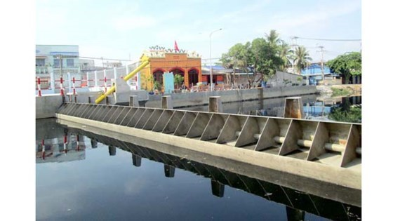 Site clearance slows HCM City's $440 million anti-flooding project