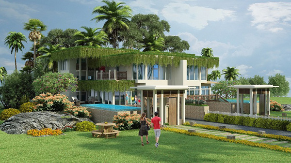 Giant projects transform the face of Phu Quoc