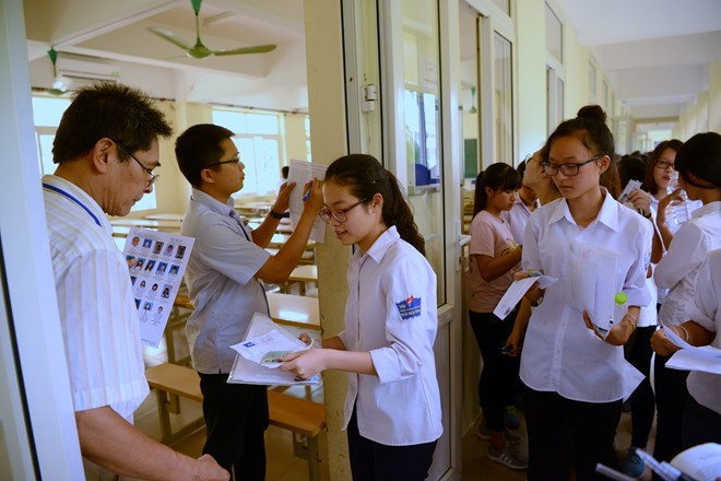 university entrance examines in vietnam, vn higher education, Vietnam education, Vietnam higher education, Vietnam vocational training, Vietnam students, Vietnam children, Vietnam education reform, vietnamnet bridge, english news, Vietnam news, news