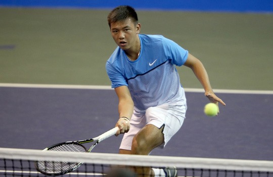 Ly Hoang Nam, Prashanth win Futures' first match in Singapore