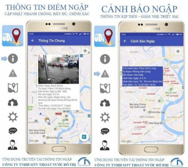 Latest News In English: HCM City Flood Updates Available On App