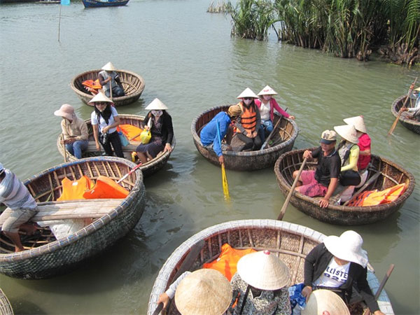 Cam Thanh Commune, tourism service and environment protection, nipa palm forest, Vietnam economy, Vietnamnet bridge, English news about Vietnam, Vietnam news, news about Vietnam, English news, Vietnamnet news, latest news on Vietnam, Vietnam