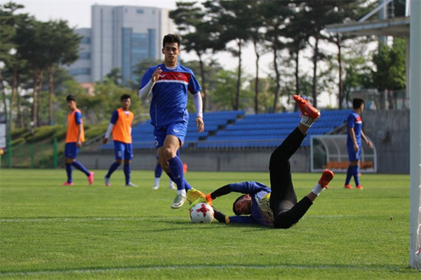 Vietnam to play their best against France