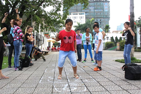 Children festival highlights Italian culture