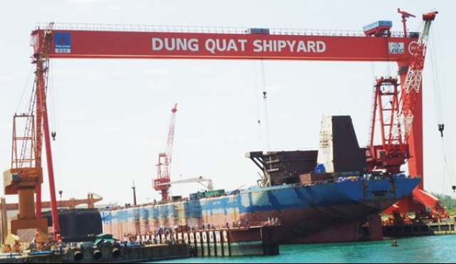 Industry Ministry proritizes letting Dung Quat Shipyard go bust