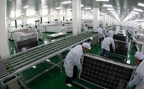 Taiwanese investors interested in Vietnam's solar energy projects, vietnam economy, business news, vn news, vietnamnet bridge, english news, Vietnam news, news Vietnam, vietnamnet news, vn news, Vietnam net news, Vietnam latest news, Vietnam breaking news