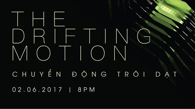 "Experimental concert ""Drifting Motion"" in Hanoi"
