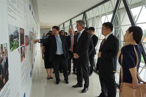 Siemens, FPT cooperate in training digital human resources, IT news, sci-tech news, vietnamnet bridge, english news, Vietnam news, news Vietnam, vietnamnet news, Vietnam net news, Vietnam latest news, Vietnam breaking news, vn news